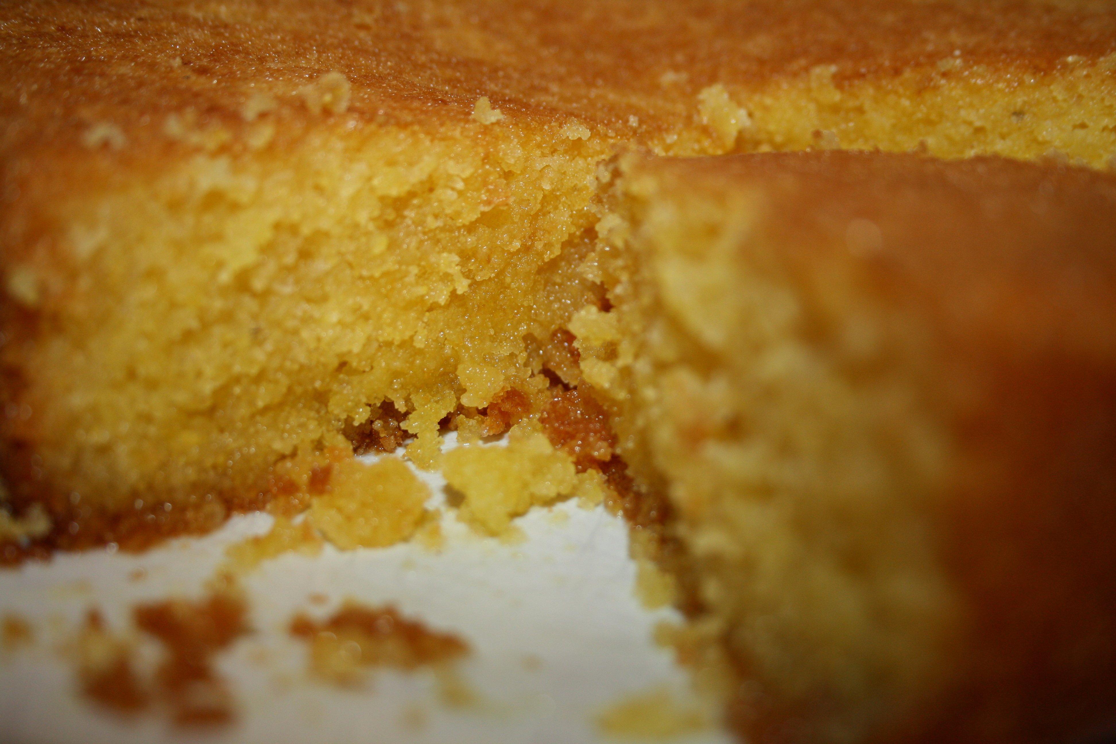 How To Make Lemon Syrup For Lemon Drizzle Cake