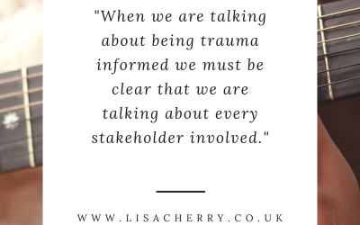 Reflections from The Child Trauma Conference