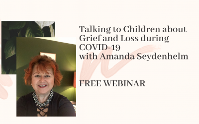 Talking To Children About Grief and Loss; Parents and Teachers