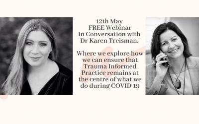 Dr Karen Treisman and Lisa Cherry In Conversation